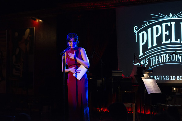 Photo Flash: Inside Pipeline Theatre Company 10th Anniversary Gala