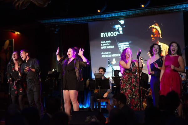 Jessica Frey, Dan Tracy, Carly Menkin, Sydney Matthews, Arielle Siegel, & Kim Blanck