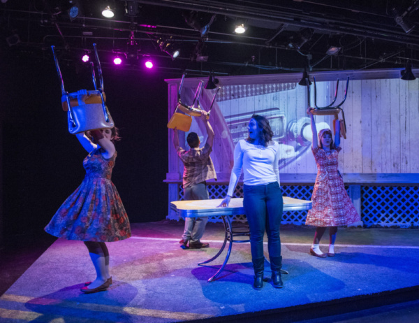 Photo Flash: First Look at Raven Theatre's HOW I LEARNED TO DRIVE