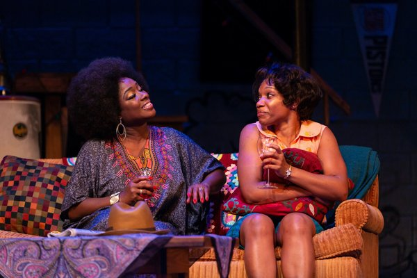 Photo Flash: Get A First Look at DETROIT '67 at Hartford Stage