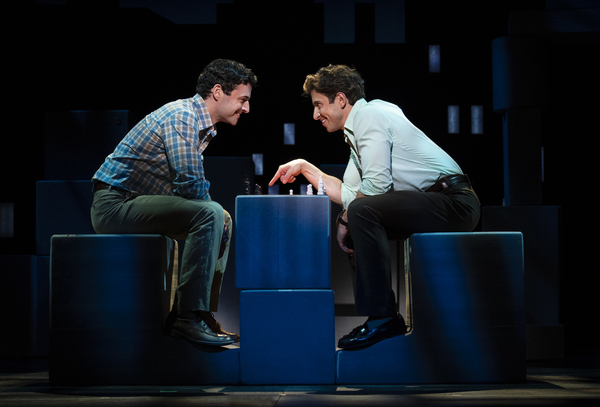 Photo Flash: Get A First Look At FALSETTOS on Tour