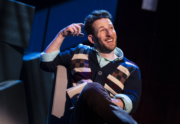 Nick Blaemire, from the First National Tour of FALSETTOS
