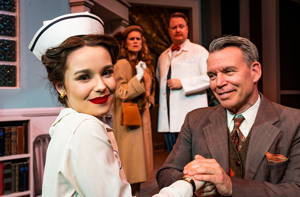 Photos: The Theatre Group at SBCC Presents HARVEY