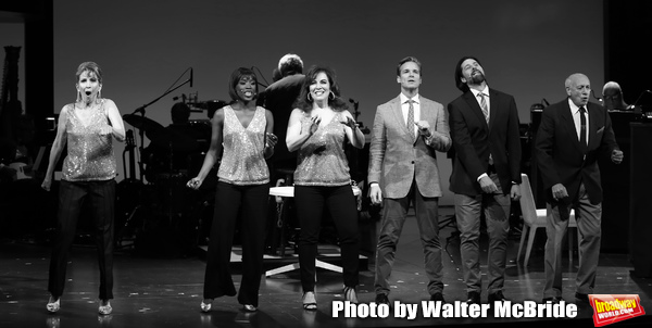 Photo Coverage: Inside the THEY'RE PLAYING OUR SONG 40th Anniversary Concert, Starring Lucie Arnaz and Robert Klein