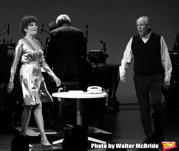 Lucie Arnaz and Robert Klein Photo