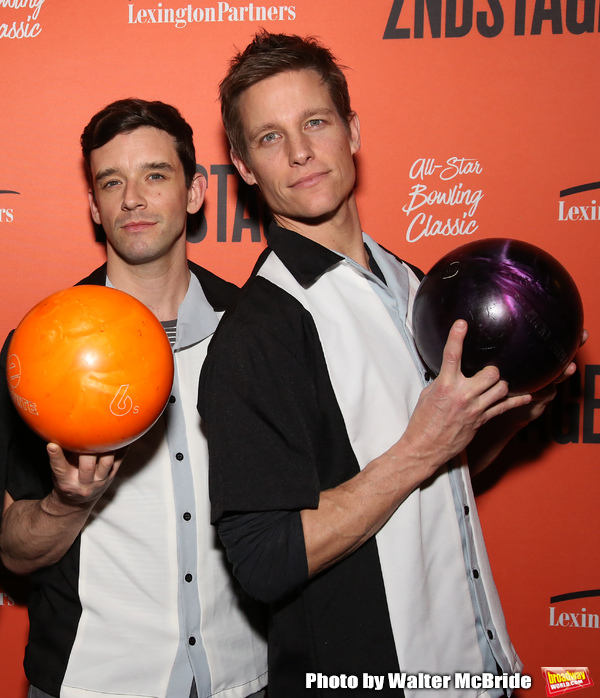 Michael Urie and Ward Horton