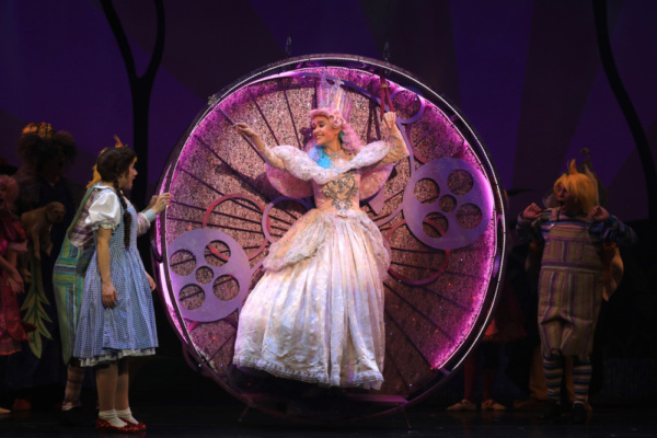Photo Flash: First Look at THE WIZARD OF OZ At SPAHouston