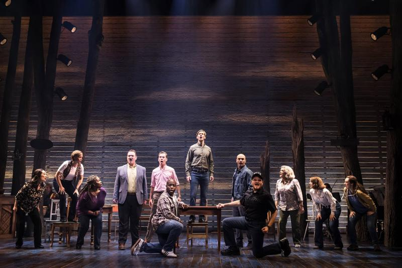 BWW Review: Heartfelt COME FROM AWAY Exudes the Best of Humanity at OC's Segerstrom Center