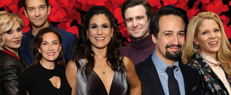 BWW Exclusive: What's the Greatest Broadway Love Song Ever? 1200+ Stars Decide!