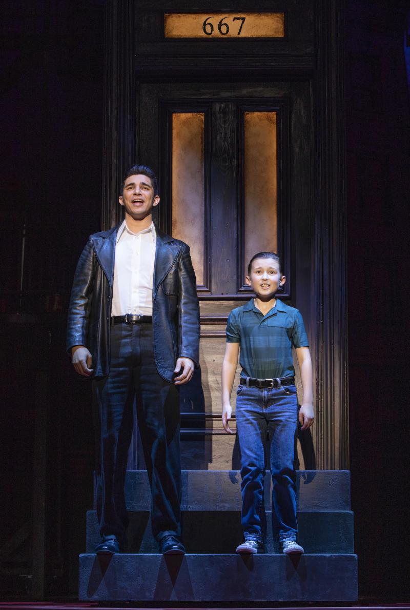 Joey Barreiro Returns to Nashville as Star of the National Tour of A BRONX TALE
