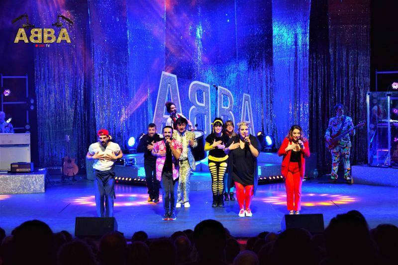ABBA LIVE TV llegará en marzo al TEATRO LA LATINA