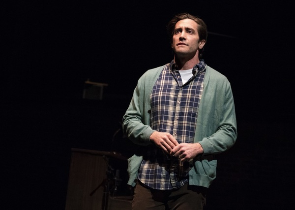 Photo Flash: First Look at Jake Gyllenhaal and Tom Sturridge in SEA WALL / A LIFE