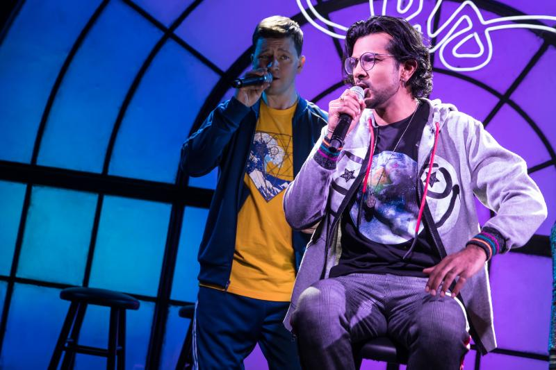BWW Review: Hip-Hop Improv FREESTYLE LOVE SUPREME Dazzles With Verbal Dexterity
