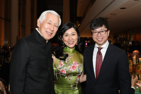 Photos: Kahchun Wong, Bomsori Kim And So Young Park Celebrate New York Philharmonic Debuts In Lunar New Year Concert