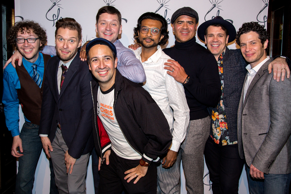 Photo Coverage: FREESTYLE LOVE SUPREME Is Back! Go Inside Opening Night
