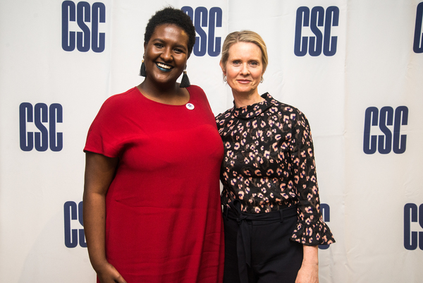 Photos: Cynthia Nixon, Victoria Clark, and More Celebrate Opening Night of Strindbergs in Rep
