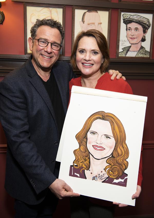 Michael Greif and Jennifer Laura Thompson