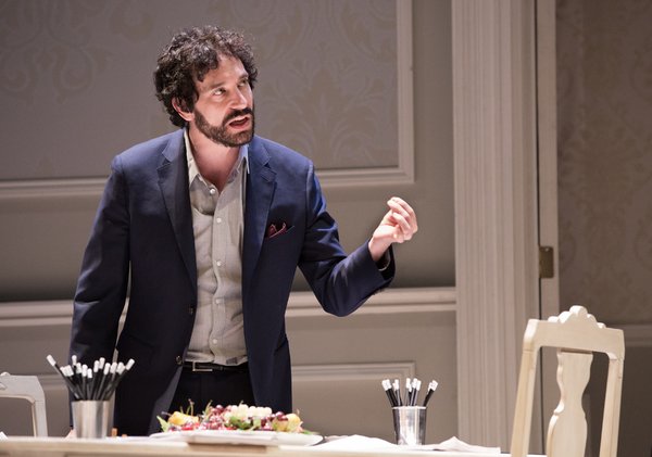 Photo Flash: First Look at OSLO at the CAA Theatre