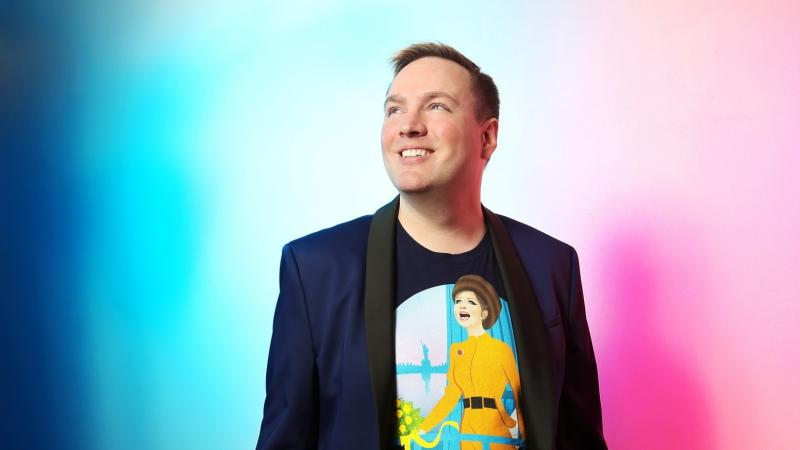 BWW Interview: Robbie Rozelle on SONGS FROM INSIDE MY LOCKER, Intense Kickstarters, And His BWW Cabaret Award Wins