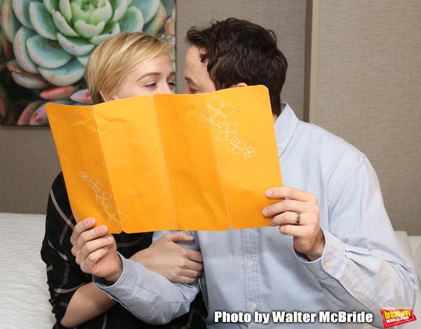 Megan Pickrell and PatRick Cummings