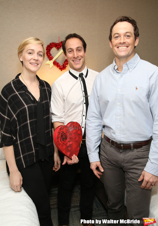 Photo Coverage: Meet the Cast of FIERCELY INDEPENDENT at Soho Playhouse