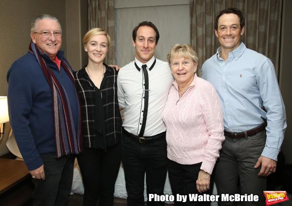 Michael Guccione, Meghan Pickrell, Jordan Sobel, Kathleen K. Johnson and Patrick Cummings