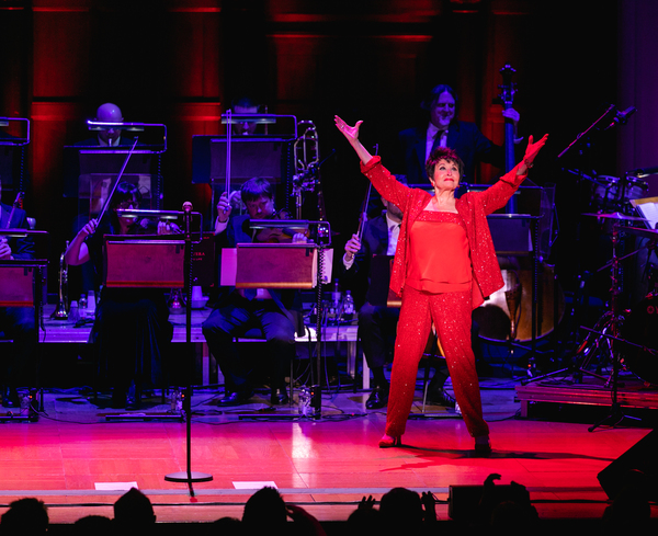 Photos: Chita Rivera Thrills on the London Stage