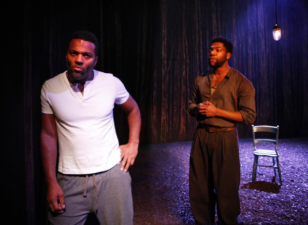 Photo Flash: First Look at BLUE DOOR