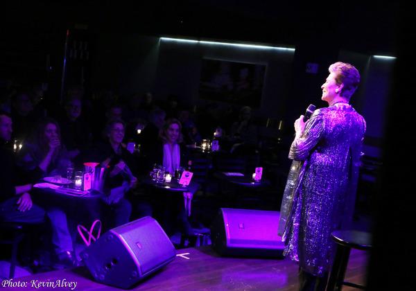 Photo Coverage: Lorna Dallas Brings New Solo Show STAGES to Birdland