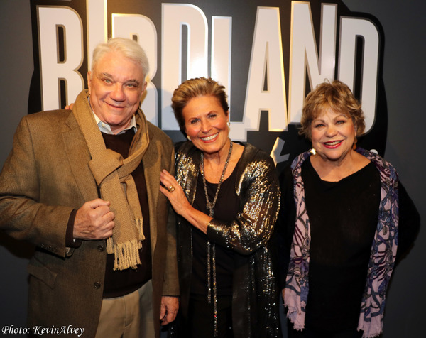 Rex Reed, Lorna Dallas, Joyce Breach