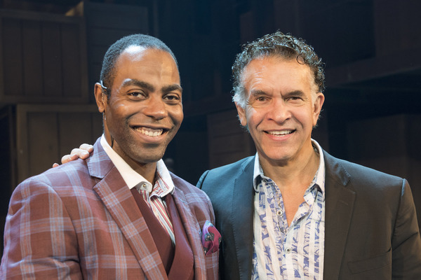 Photo Flash: Brian Stokes Mitchell Drops In On RAGTIME At Pasadena Playhouse