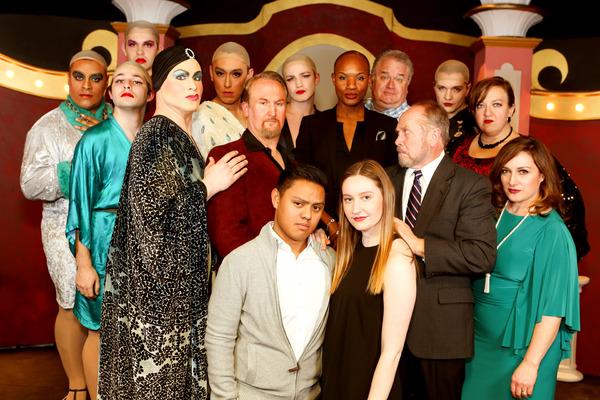 Photo Flash: New Line Theatre Presents LA CAGE AUX FOLLES