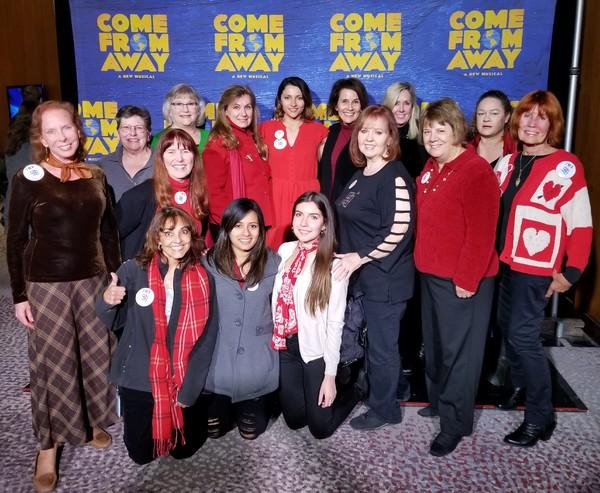 Photo Flash: Female Pilots Fly Into COME FROM AWAY At Segerstrom Center