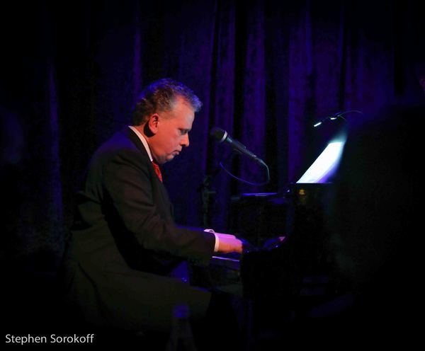 Photo Coverage: Billy Stritch Has A Lot To Say About Love at The Birdland Theater