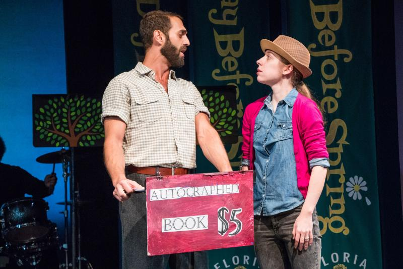 BWW Review: The York Reconstructs and Revives Lerner and Loewe Obscurity THE DAY BEFORE SPRING