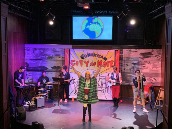 Photo Flash: FunikiJam's City Of Hope At Actors Temple Theatre