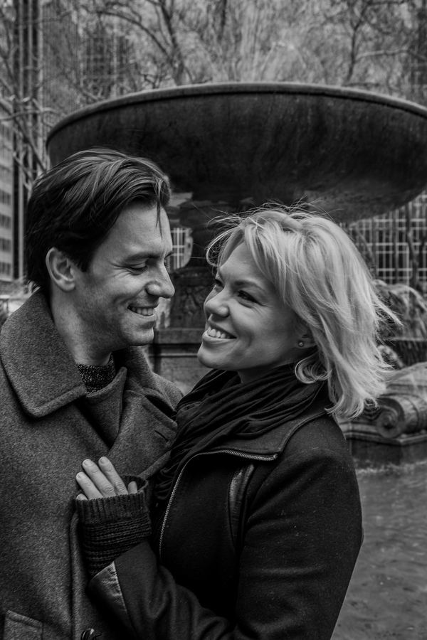 BWW Exclusive: Celebrate Valentine's Day with Some of Broadway's Favorite Couples!
