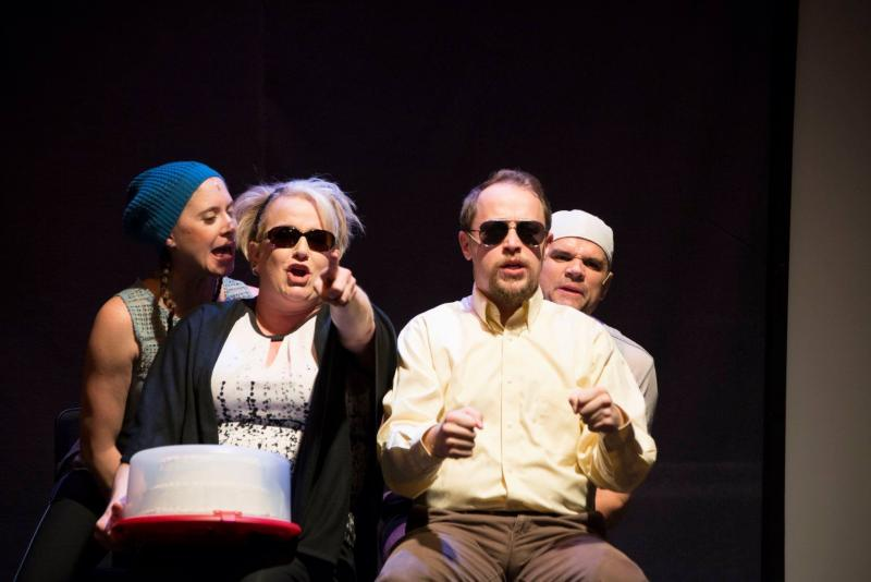 Celebrate Valentine's Weekend with a Romantic Musical Comedy at The Bug