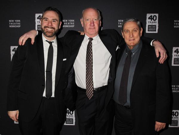 Jeremy Blocker, Stephen Graham and James C. Nicola
