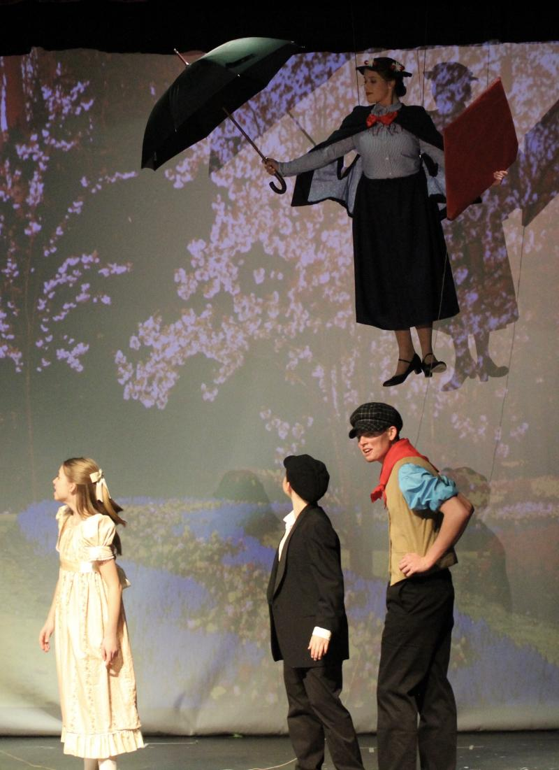 BWW Previews: MARY POPPINS at Christ Episcopal School Theatre