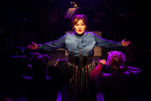 Photo Coverage: First look at Bloody Good Theatre Productions Theatre Company's LIZZIE