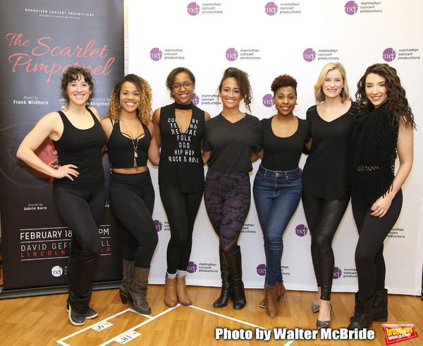 Sara Shepard, Alysha Deslorieux,Yasmeen Sulieman, Ashley Blanchet,TyNia Brandon, Dana Costello and Ashley Loren