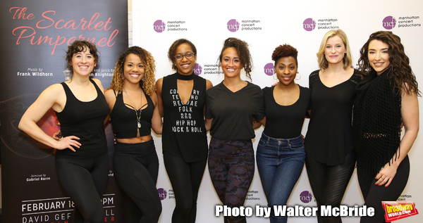 Photo Coverage: Meet the Cast of MCP's THE SCARLET PIMPERNEL