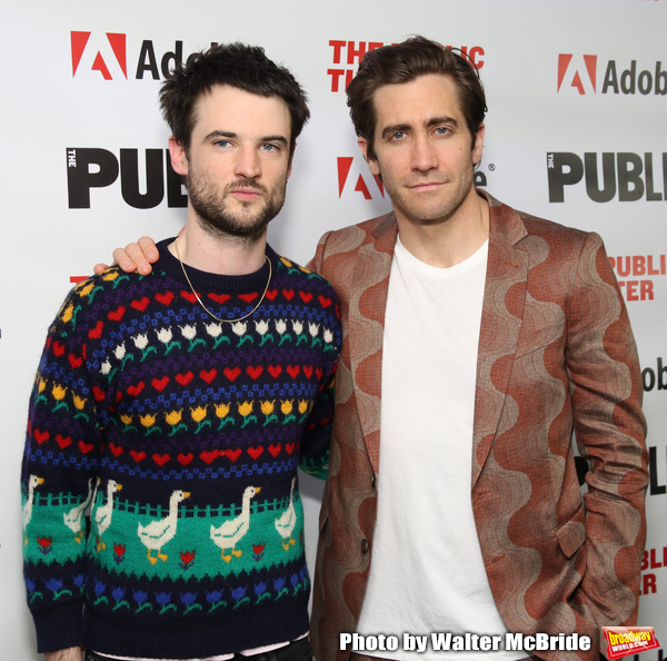 Photo Coverage: Inside Opening Night of SEA WALL / A LIFE