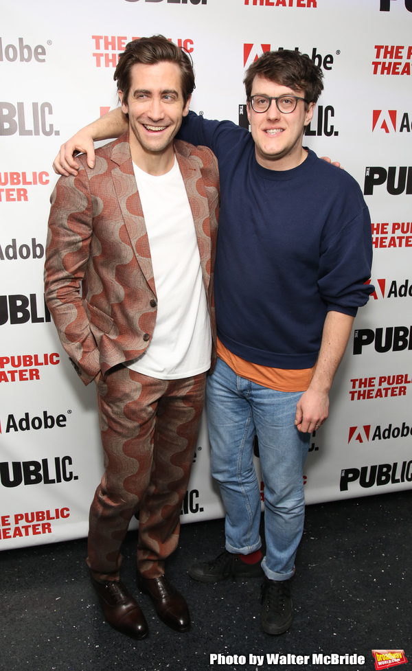 Jake Gyllenhaal and Nick Payne