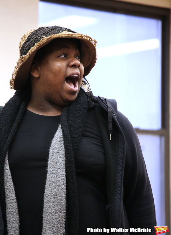 Photo Coverage: In Rehearsal With THE SCARLET PIMPERNEL