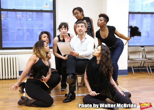 Photos: In Rehearsal With THE SCARLET PIMPERNEL