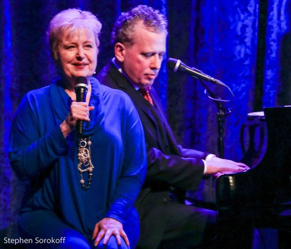 Photo Coverage: Sally Mayes Joins Billy Stritch For My Winter Valentine