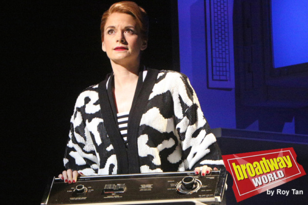 Photo Flash: Get a Look at 9 TO 5 At London Savoy Theatre