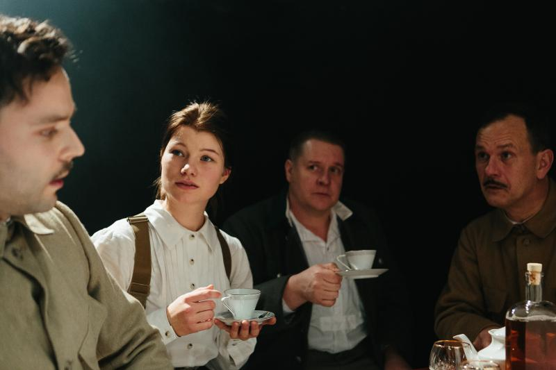 Review: HARRIET at the Group Theatre